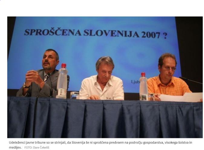 Sproščena Zbor za republiko 2007 24ur