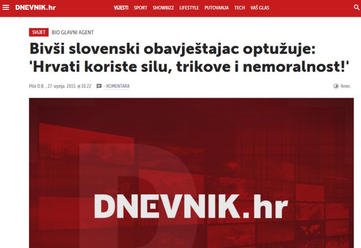 Črnčec Hrvaška dnevnik hr