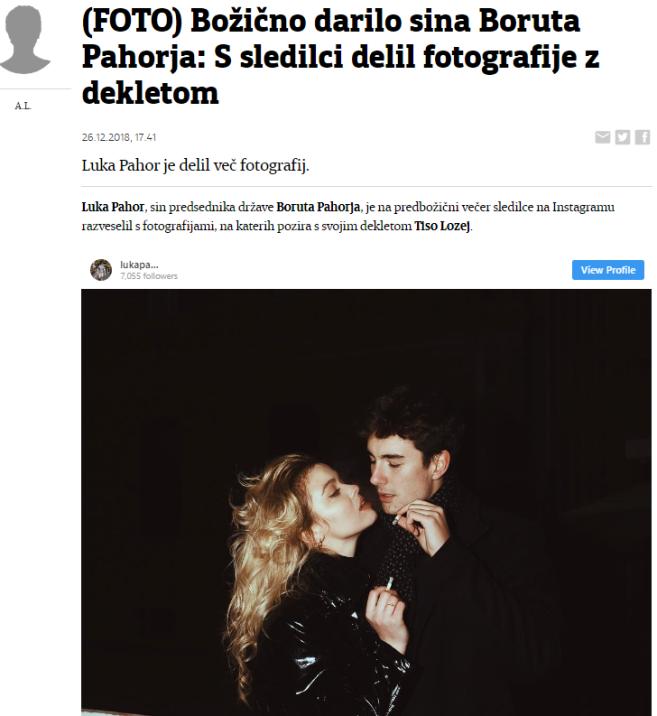 Luka Pahor kadi