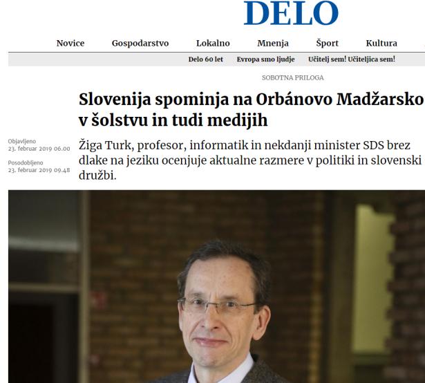 Turk intervju Delo