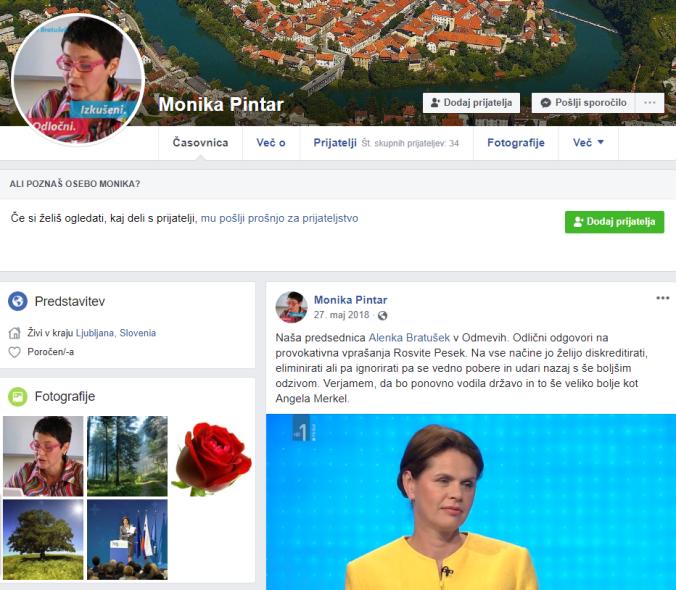 Monika Pintar Bratušek fb