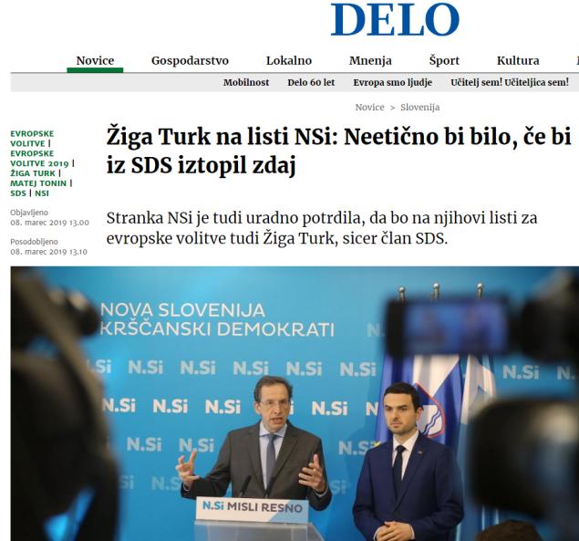 Turk nsi volitve