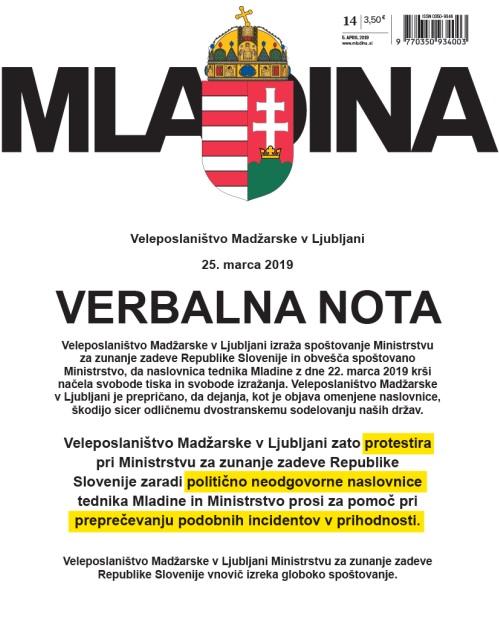 naslovnica mladina madžarska