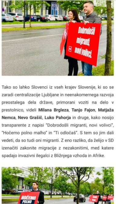 sd migranti fake news 2