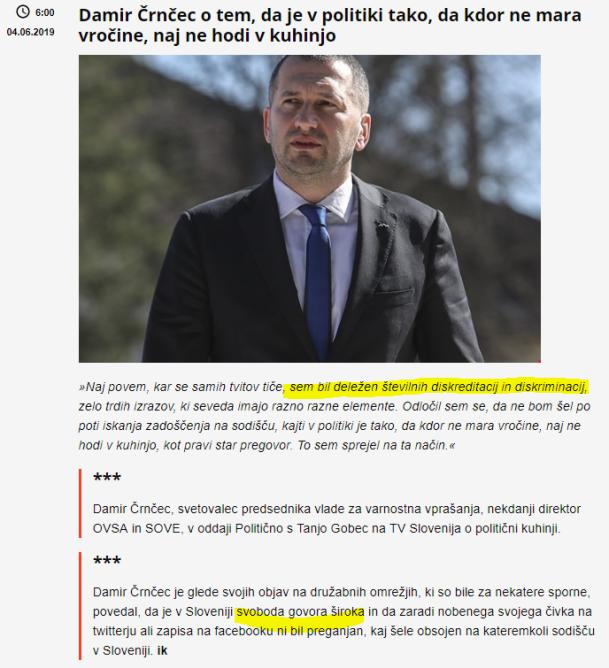 Črnčec Dnevnik