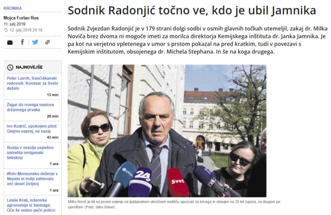 Rus Novič dnevnik