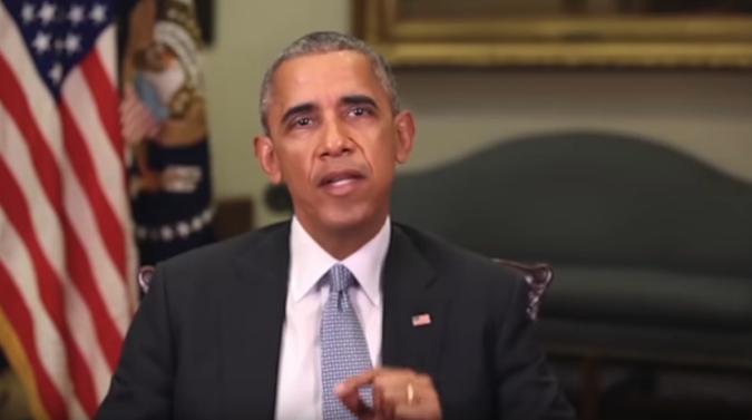 Obama deepfake