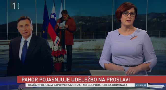 Pahor Kovač TV pojasnilo Bavčar